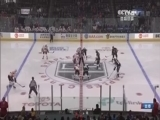 [NHL]常规赛:卡尔加里火焰VS洛杉矶国王 第一节