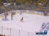 [NHL]季后赛第1轮:蓝衣VS企鹅 第一节
