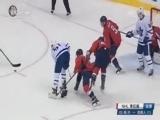 [NHL]范-雷姆斯泰克抢射破门 枫叶首开纪录