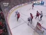 [NHL]马修斯门前抢射破门 枫叶队扳平比分