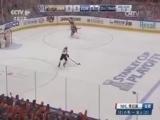 [NHL]曼森斜传边路 瓦格纳大力扫射破门