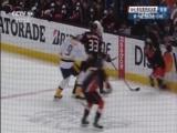 [NHL]瑞内站位靠前 贝里行进间突施冷箭破门