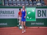 [法网]女单第二轮:亚利桑德罗娃VS普利斯科娃 2