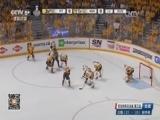 [NHL]总决赛第三场:企鹅VS掠夺者 第一节