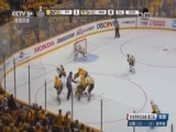 [NHL]总决赛第三场:企鹅VS掠夺者 第二节