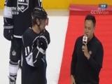 [NHL]中国赛:温哥华加人VS洛杉矶国王 第1节