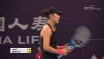 [中网]女单第一轮:段莹莹VS齐布尔科娃