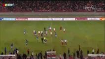 [国际足球]足球全明星赛太原站:世界明星队VS欧洲明星队