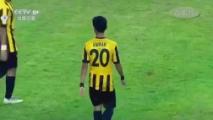 [国际足球]U19亚锦赛:马来西亚VS塔吉克斯坦 下半场