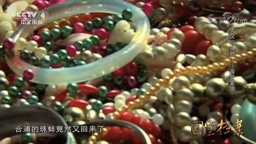 大汉合浦郡——海贸重镇 国宝档案 2018.11.21 - 中央电视台 00:13:36