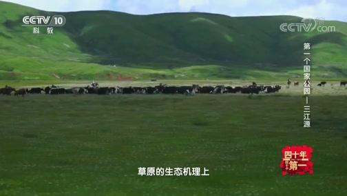 《四十年四十个第一》第一个国家公园——三江源 00:12:56