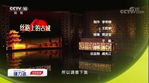 丝路上的古城 3 得天独厚话天水 百家讲坛 2019.01.03 - 中央电视台 00:38:32