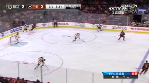 [NHL]常规赛:波士顿棕熊VS费城飞人 第三节