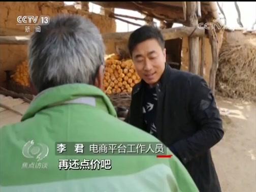 《焦点访谈》 20190214 乡土中国农村系列调查 四访柳家山