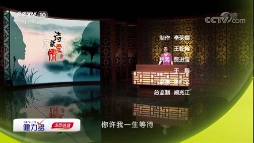 诗歌爱情(第二部) 3 东邻婵娟子 百家讲坛 2019.03.06 - 中央电视台 00:37:22