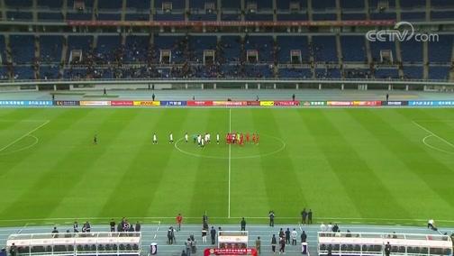 [中超]第6轮:天津天海VS上海上港 完整赛事