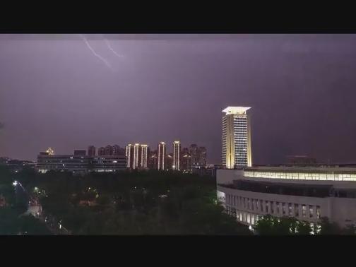 【看见闽西南】记一次浪漫的雷暴 00:00:16