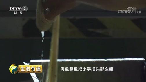 《生财有道》 20190821 美味中国系列 江苏徐州:红火伏羊节 味蕾财富夜