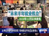 景气持续趋弱 台湾经济在呼救 两岸直航 2019.11.08 - 厦门卫视 00:29:28