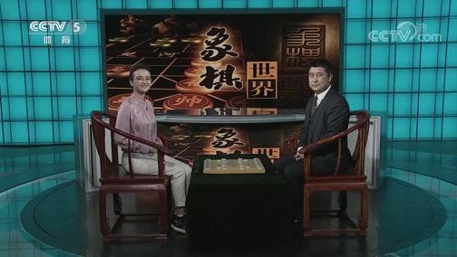 [棋牌乐]20200125 赵攀伟VS王晟强
