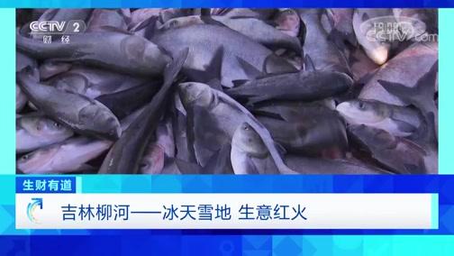 《生财有道》 20200225 吉林柳河——冰天雪地 生意红火