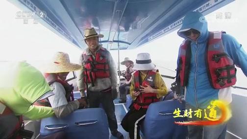 《生财有道》 20200417 广东茂名:海边旅游富渔家