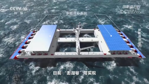 《创新进行时》 20200525 新能源渔场(六)