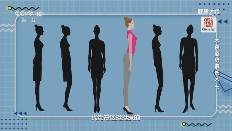 《健康之路》 20210226 不良姿势很伤人(下)