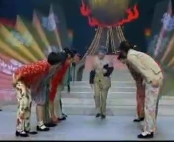 赵本山《红高粱模特队》