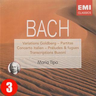 巴赫 半音阶幻想曲与赋格,意大利协奏曲,小前奏曲