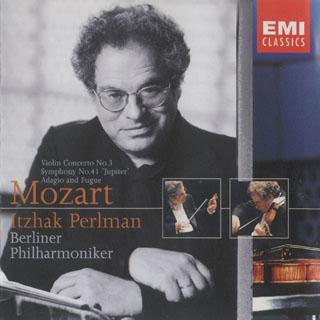 """莫扎特 第三号小提琴协奏曲,第四十一号交响曲""""朱庇特"""