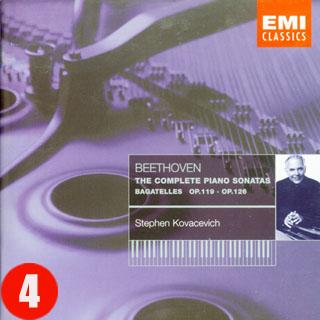 科瓦切维奇演奏贝多芬钢琴奏鸣曲全集 IV.第十二至第十五号...