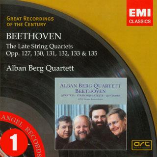 贝多芬 晚期弦乐四重奏 Op.127,130