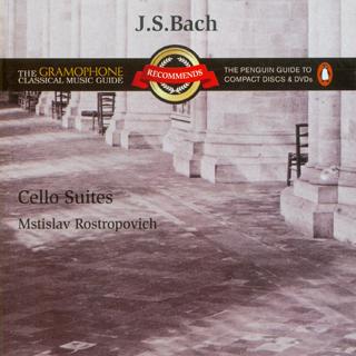 巴赫 大提琴组曲 罗斯特罗波维奇