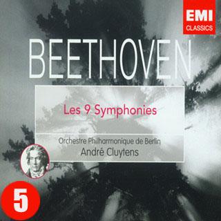 """贝多芬 d小调第九交响曲""""合唱""""op.125"""