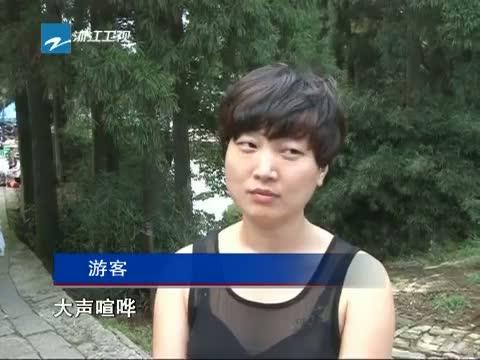 [浙江新闻联播]特别策划:人在旅途 20131002