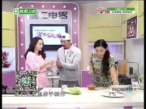 《美味人生》 20131130 生机饮食达人范丽娜分享寒冬超级暖食计划