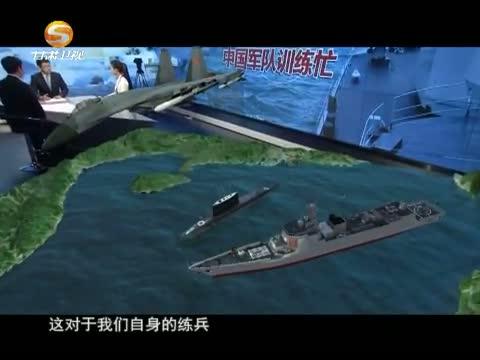 《决胜海陆空》 20150808