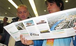 Shanghai : l´aéroport prêt pour l´Expo Universelle