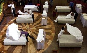 Expo 2010 : les hôtels sont prêts