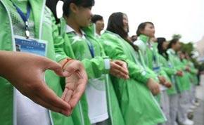 """Expo 2010 : changement d´équipe pour les """"Petits choux"""""""