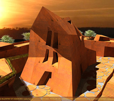 Pavillon du Luxembourg : une Expo universelle verte