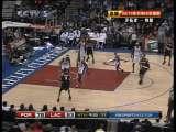 [NBA]1月5日 开拓者VS快船 第四节