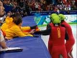<a href=http://sports.cntv.cn/20100225/104014.shtml target=_blank>[短道速滑]女子3000米接力:中国队金牌失而复得</a>