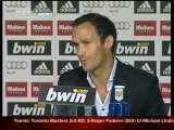 Video: Real Madrid signs Portuguese defender Ricardo Carvalho