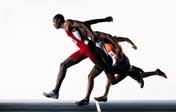 09田径世锦赛男子400米决赛