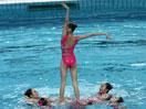 花样游泳比赛项目规则的演变