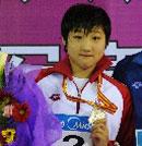 2012奥运会中国年龄最小的运动员