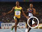 2012年伦敦奥运会之前,牙买加超级新星布雷克3天两胜博尔特