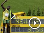 2009年8月17日,博尔特卷土重来,在柏林世锦赛跑出9秒58的世界纪录